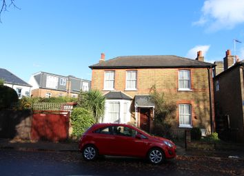 Thumbnail 3 bedroom detached house for sale in Bonner Hill Road, Norbiton, Kingston Upon Thames