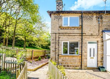 Thumbnail 2 bedroom end terrace house for sale in Manor Rise, Newsome, Huddersfield