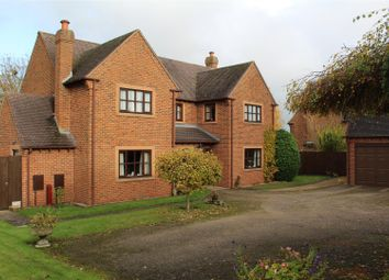 Thumbnail 5 bed detached house for sale in Vicarage Court, Bayston Hill