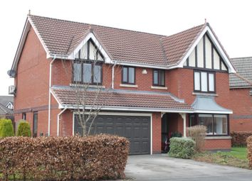 Thumbnail 5 bed detached house for sale in Kingsley Road, Preston, Lancashire