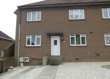 Thumbnail 3 bed flat to rent in Mochrum Avenue, Maybole