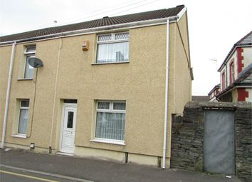 Thumbnail 3 bedroom end terrace house for sale in Exchange Road, Melyn, Neath, West Glamorgan