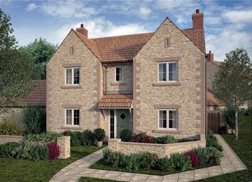 Thumbnail 4 bed detached house for sale in The Dyrham Plus, Corsham Rise, Potley Lane, Corsham, Wiltshire