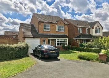 Thumbnail 3 bed detached house for sale in Middle Greeve, Wootton, Northampton