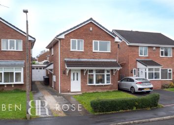 Thumbnail 3 bed property for sale in Whernside Way, Leyland