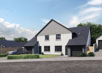 Thumbnail 3 bed semi-detached house for sale in Hoggan Park, Brecon, Brecon