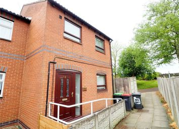 Thumbnail 3 bed end terrace house for sale in Bramley Court, Sutton-In-Ashfield, Nottinghamshire