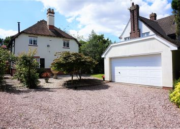 Thumbnail 4 bedroom detached house for sale in Codsall Road, Wolverhampton