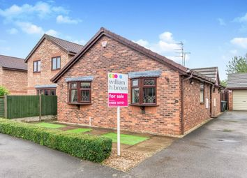 Thumbnail 3 bedroom detached bungalow for sale in Farnborough Drive, Bessacarr, Doncaster