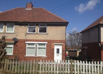 Thumbnail 2 bed semi-detached house for sale in Lynfield Drive, Bradford 9