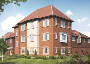Thumbnail 2 bed flat for sale in Woodhurst Park, Warfield, Berkshire