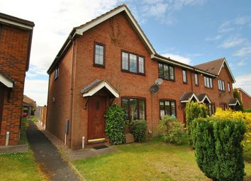 Thumbnail 2 bed end terrace house for sale in Squirrel Meadow, Shawbirch, Telford, Shropshire