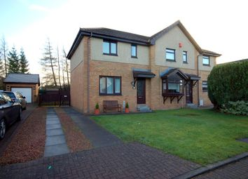Thumbnail 2 bed semi-detached house for sale in Townhead Place, Uddingston, Glasgow