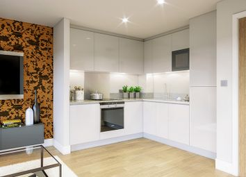 Thumbnail 2 bedroom flat for sale in Oculus House, 16-48 Cambridge Road, Barking, Essex