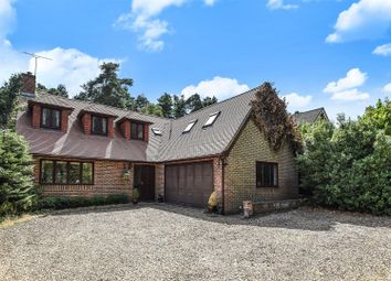 Thumbnail 3 bedroom detached house for sale in Nine Mile Ride, Finchampstead, Berkshire