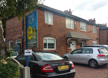 Thumbnail 3 bedroom semi-detached house for sale in Burnage Lane, Burnage, Manchester