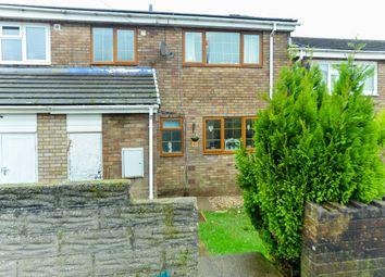 Thumbnail 3 bed terraced house for sale in Tegfan, Llansamlet, Swansea