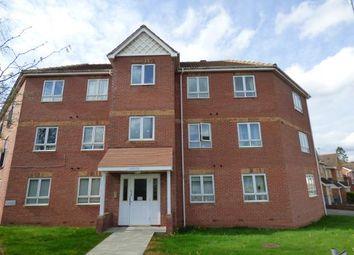 Thumbnail 2 bedroom flat for sale in Heathfield Way, Mansfield, Nottinghamshire