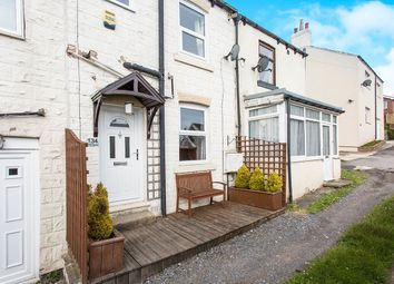 Thumbnail 2 bed terraced house for sale in Cliff Road, Crigglestone, Wakefield