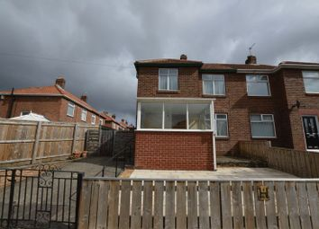 Thumbnail 3 bed semi-detached house for sale in West Vallum, Denton Burn, Newcastle Upon Tyne