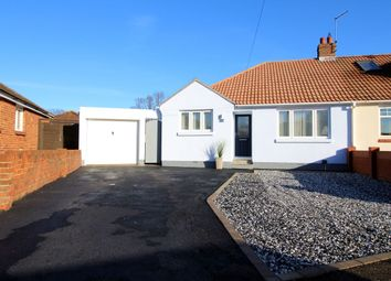 Thumbnail 2 bed bungalow for sale in Lyndale Road, Park Gate, Southampton