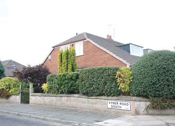 Thumbnail 3 bed semi-detached bungalow for sale in Vyner Road South, Gateacre, Liverpool