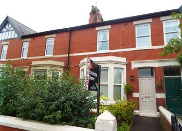 Thumbnail 3 bed terraced house for sale in Warton Street, Lytham St Annes, Lancashire