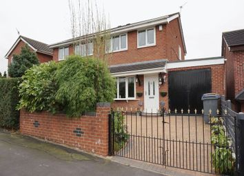Thumbnail 3 bed semi-detached house for sale in Jolyon Close, Saxonfields, Stoke-On-Trent, Staffordshire