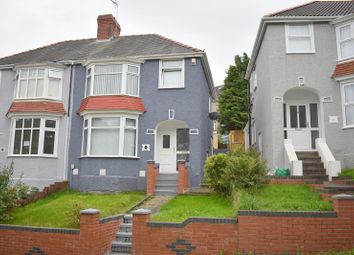 3 bed semi-detached house for sale in Cefn Coed Crescent, Cockett, Swansea SA2