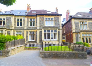 Thumbnail 4 bed maisonette to rent in St. Johns Road, Clifton, Bristol