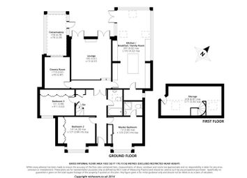 Thumbnail 3 bedroom detached bungalow for sale in Tysea Hill, Stapleford Abbotts, Romford, Essex