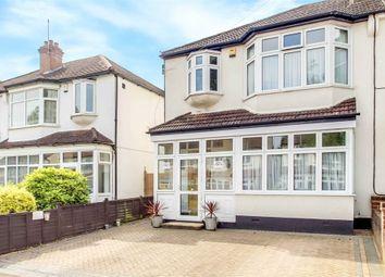 Thumbnail Semi-detached house for sale in Morton Gardens, Wallington, Surrey