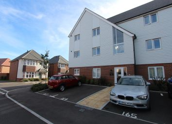 Thumbnail 1 bed flat for sale in Vellum Drive, Sittingbourne
