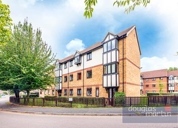 Thumbnail 1 bed flat for sale in Curlew Court, Magpie Close, London