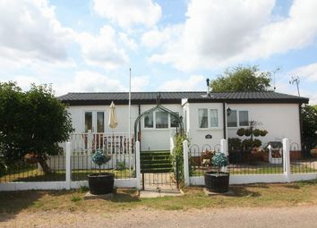 Thumbnail 2 bed mobile/park home for sale in Sherwood Park, Walesby, Newark