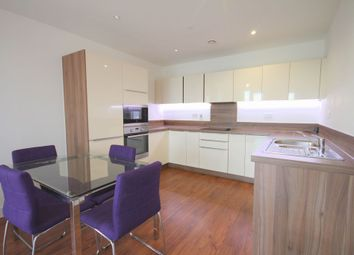 Thumbnail 2 bed flat to rent in Oslo Tower, Naomi Street, Surrey Quays, London