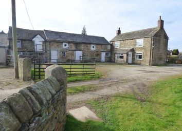 Thumbnail 2 bed farmhouse for sale in 34 Main Road, Holmesfield, Sheffield