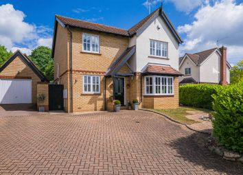 Thumbnail 4 bedroom detached house for sale in The Finches, Hertford
