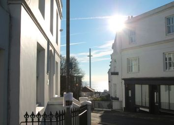 Thumbnail 3 bed flat to rent in Clifton Terrace, Brighton