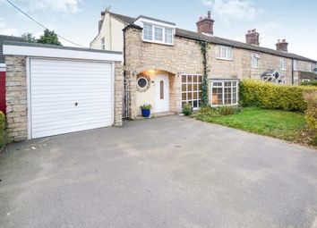 Thumbnail 3 bed end terrace house for sale in Sleaford Road, Branston, Lincoln, .