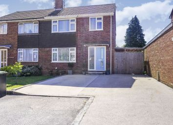Thumbnail 3 bed semi-detached house for sale in Nursery Close, Whitstable