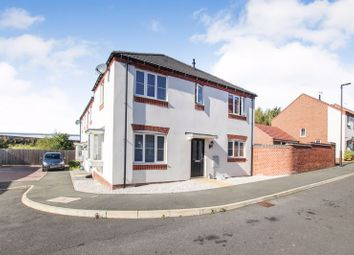 Thumbnail 3 bed semi-detached house for sale in Denby Bank, Marehay, Ripley