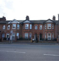 Thumbnail 4 bed terraced house for sale in St. Helens Street, Ipswich
