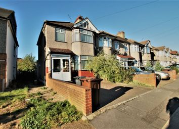Thumbnail 3 bed end terrace house for sale in Pemberton Gardens, Romford