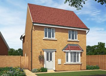 Thumbnail 4 bed detached house for sale in Diana Way, Burton Latimer, Kettering, Northamptonshire