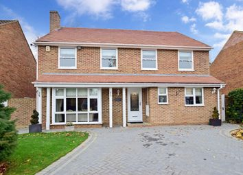 Thumbnail 4 bed detached house to rent in Rectory Meadow, Southfleet, Gravesend