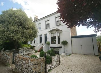Thumbnail 3 bedroom town house to rent in Ranelagh Grove, St. Peters, Broadstairs