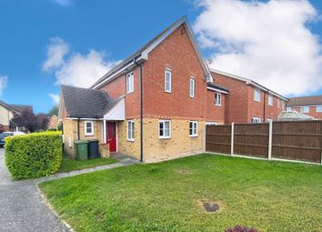 Thumbnail 1 bed property for sale in Brunswick Close, Dereham