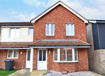 Thumbnail 3 bed end terrace house for sale in Neville Road, Herne Bay, Kent