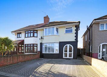 Thumbnail 4 bedroom semi-detached house for sale in Sunbury Road, Feltham